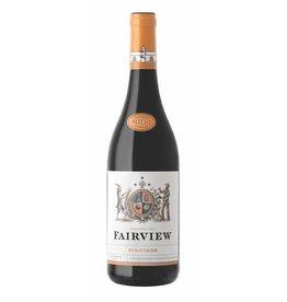 Wine Pinotage, Fairview Vineyards, Paarl, ZA, 2015