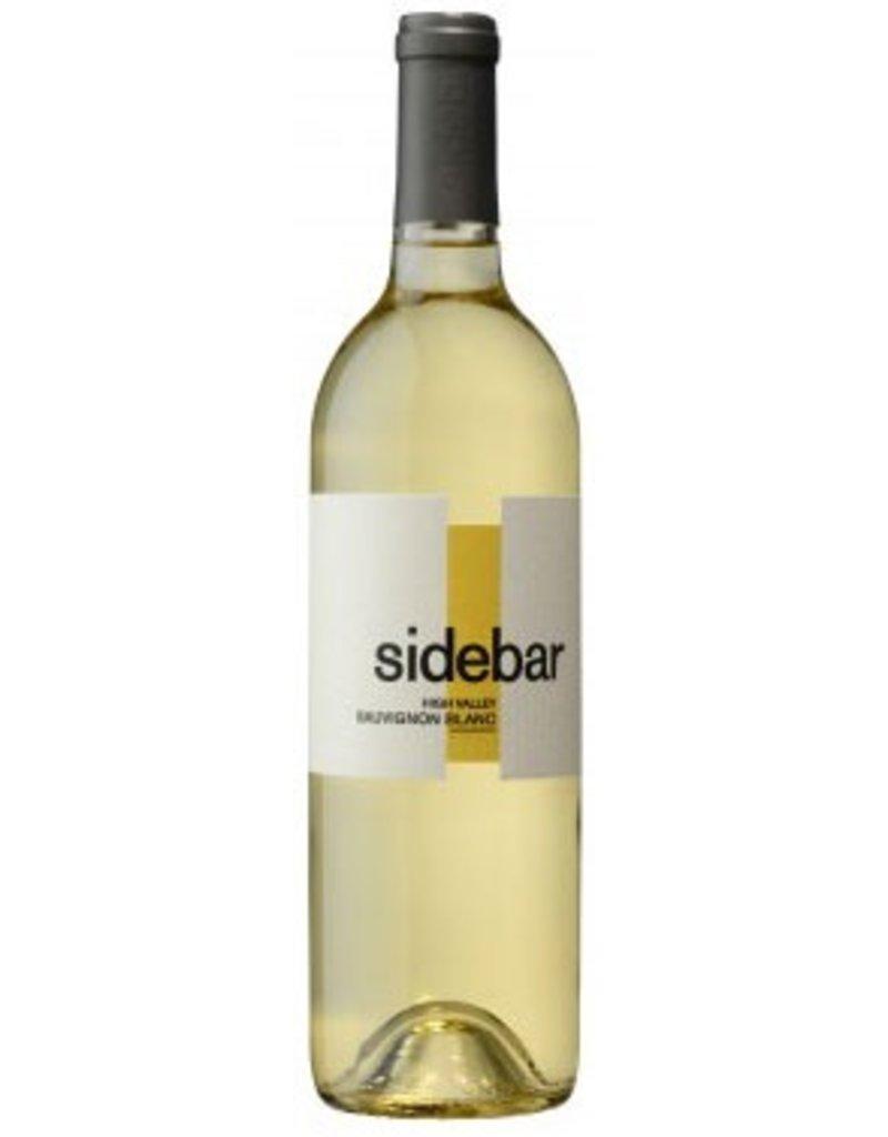 "Wine Sauvignon Blanc ""High Valley"", Sidebar by Ramey, Lake County, CA, 2014"