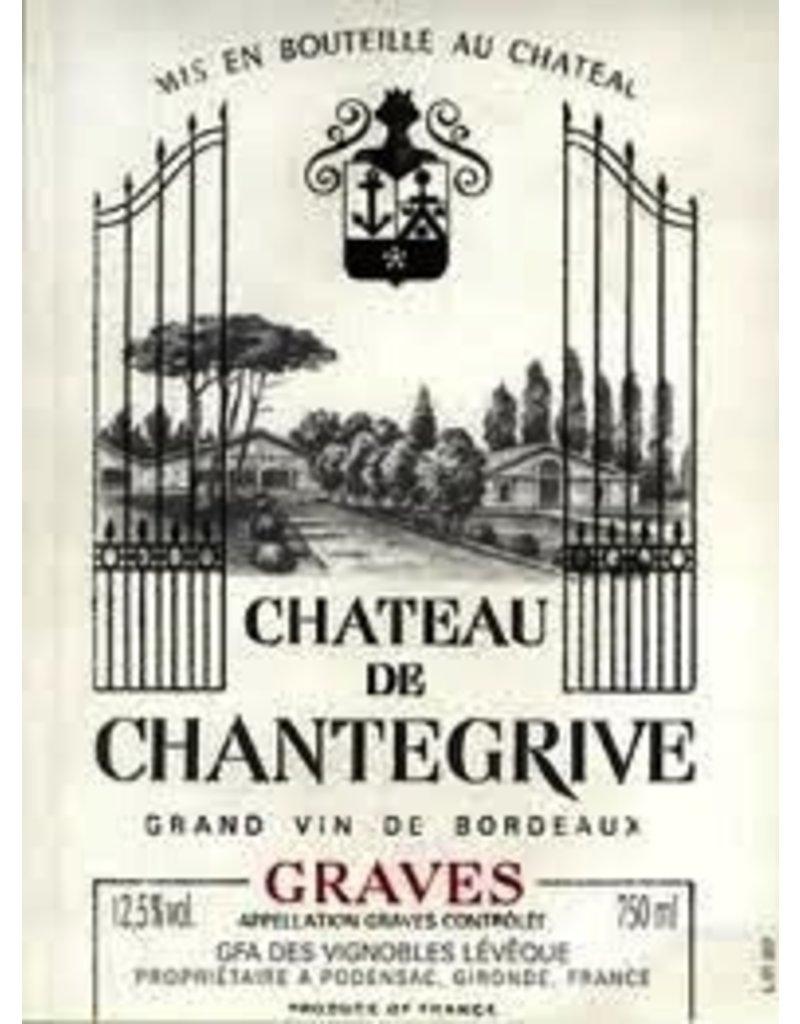 Bordeaux (Non-Futures) Chateau de Chantegrive, Graves, FR, 2012