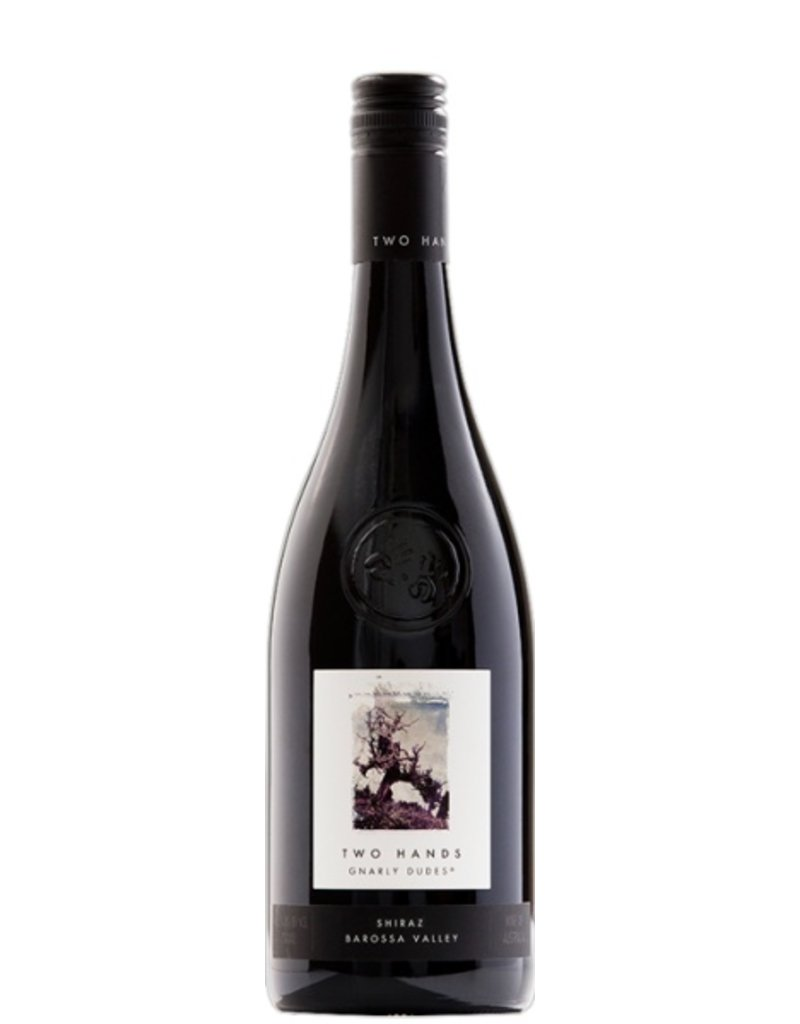 """Wine Shiraz """"Gnarly Dudes"""", Two Hands, Barossa Valley, AU, 2015"""