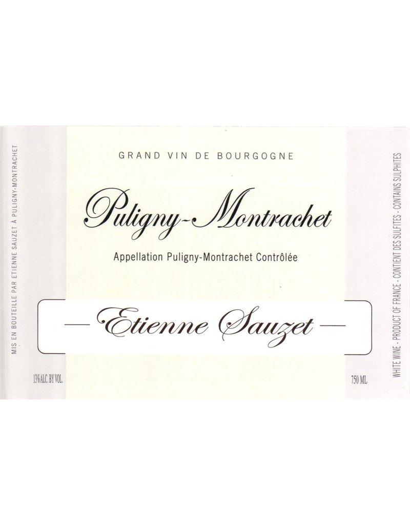 Puligny-Montrachet, Etienne Sauzet, Burgundy, FR, 2015