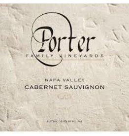 Wine Cabernet Sauvignon, Porter Family Vineyards, CA, 2013