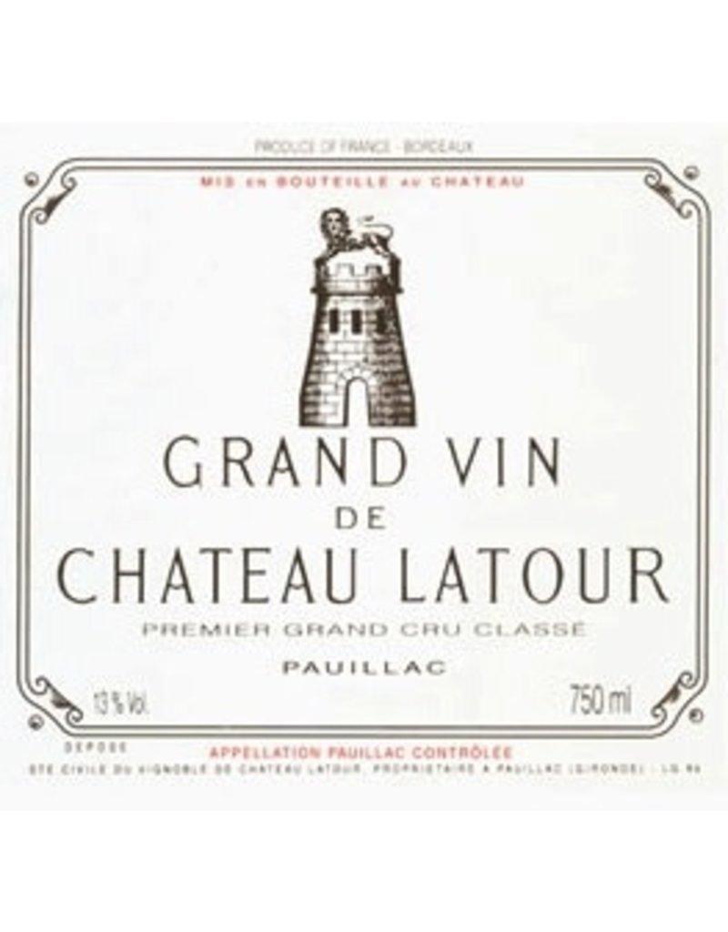 Futures 2005 Chateau Latour, Pauillac, FR, 2005