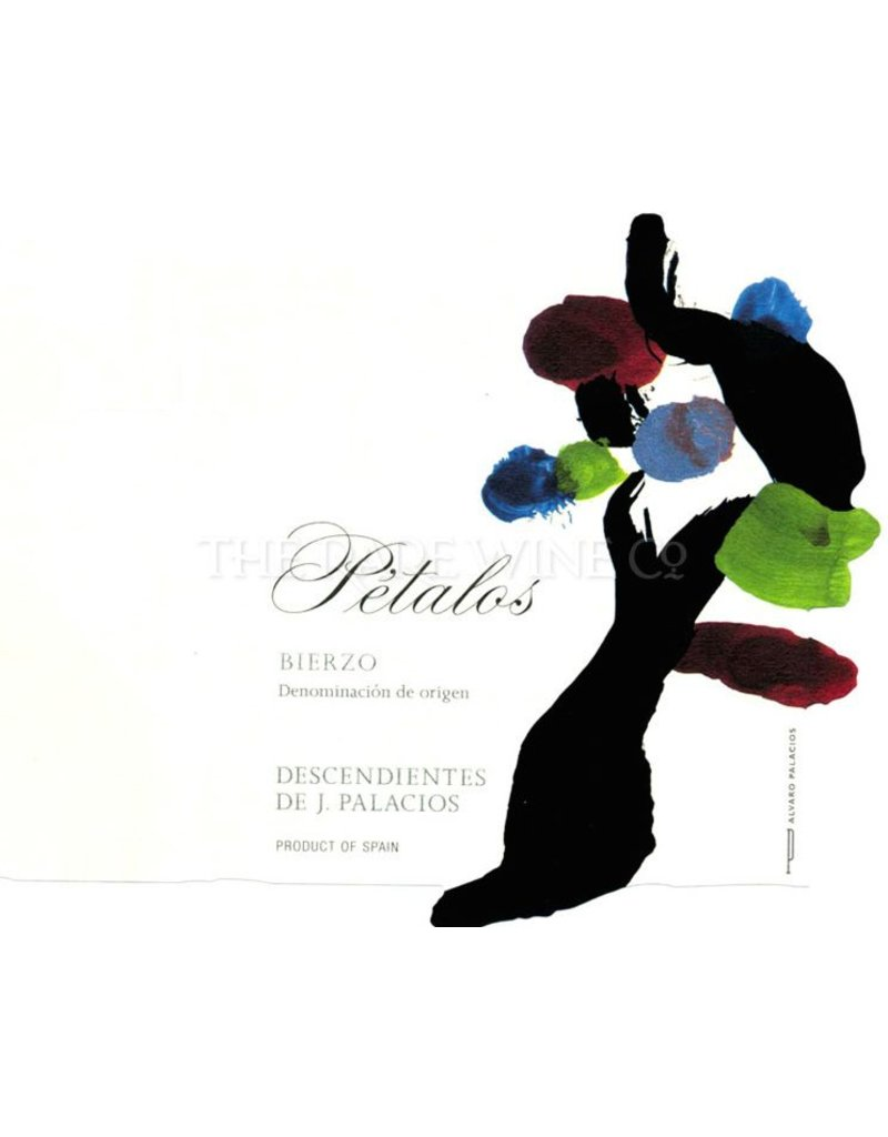 """Wine Mencia """"Petalos del Bierzo"""", Descendientes de J. Palacios, Bierzo, ES, 2012"""