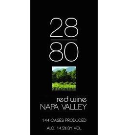 Wine Red Blend, 2880, Napa Valley, CA, 2013