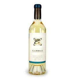 Wine Sauvignon Blanc, Gamble Family Vineyards, Napa Valley, CA, 2013