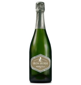 "Wine Sparkling ""Wedding Cuvee"", Iron Horse Vineyards, Russian River Valley, CA, 2012"