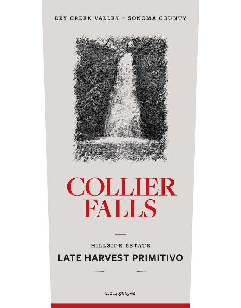 "Wine Primitivo ""Late Harvest"", Collier Falls Vineyards, Dry Creek Vally, CA, 2011 (375ml)"