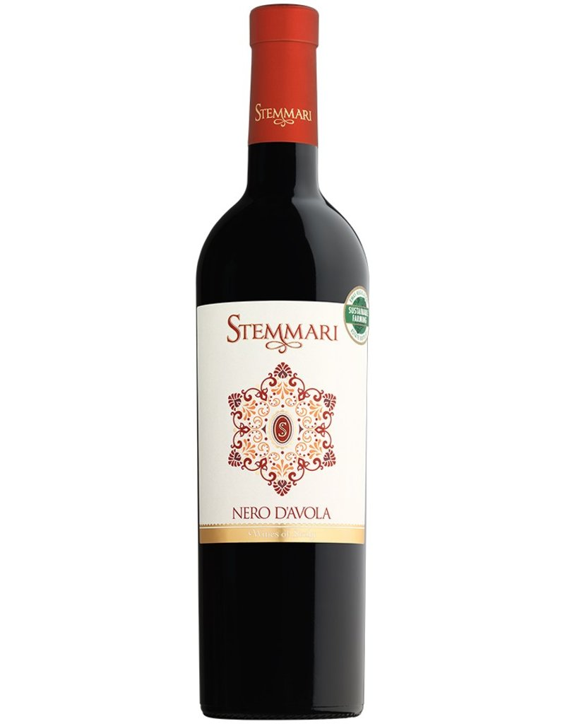 Wine Nero DÕAvola, Stemmari, Sicily, IT, 2015