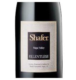 "Wine Syrah Blend ""Relentless"", Shafer, Napa Valley, CA, 2014"