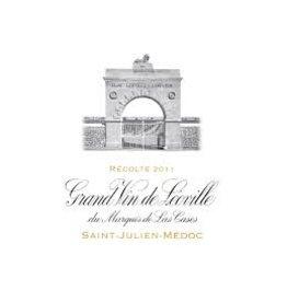 Chateau Leoville du Marquis de Las Cases, Saint Julien, FR, 2011