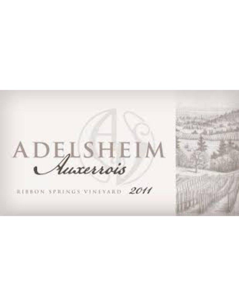 Wine Auxerrois, Adelsheim, Willamette Valley, OR, 2011