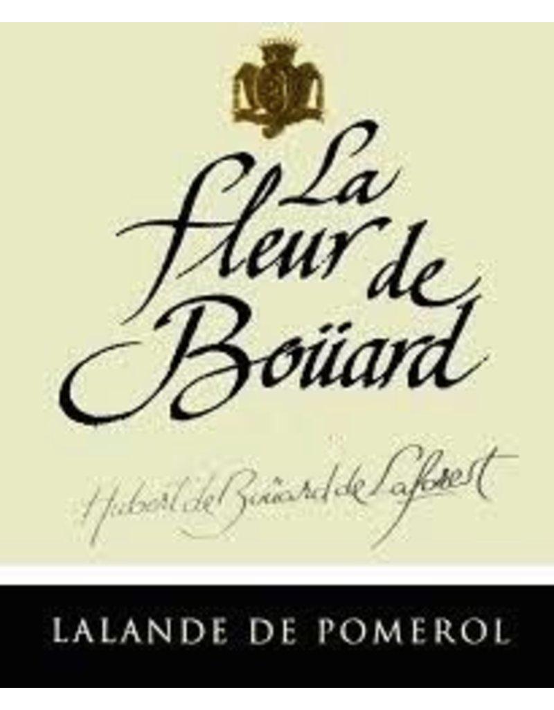 Bordeaux (Non-Futures) Chateau La Fleur de Bouard, Lalande de Pomerol, FR, 2012 (Magnum)