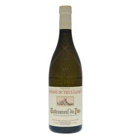 Wine Chateauneuf du Pape Blanc, Vieux Lazaret, FR, 2011