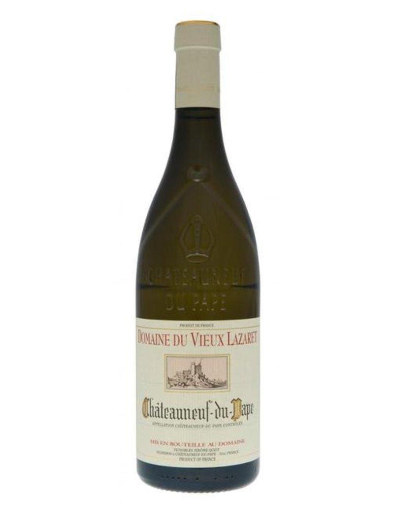 Wine Chateauneuf-du-Pape Blanc, Vieux Lazaret, FR, 2011