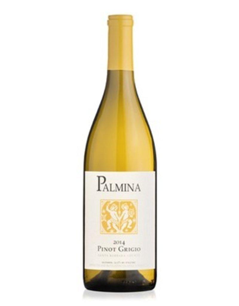 Wine Pinot Grigio, Palmina, Santa Barbara County, CA, 2014
