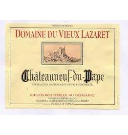 """Wine Chateauneuf du Pape """"Domaine du Vieux Lazaret"""", FR, 2012"""