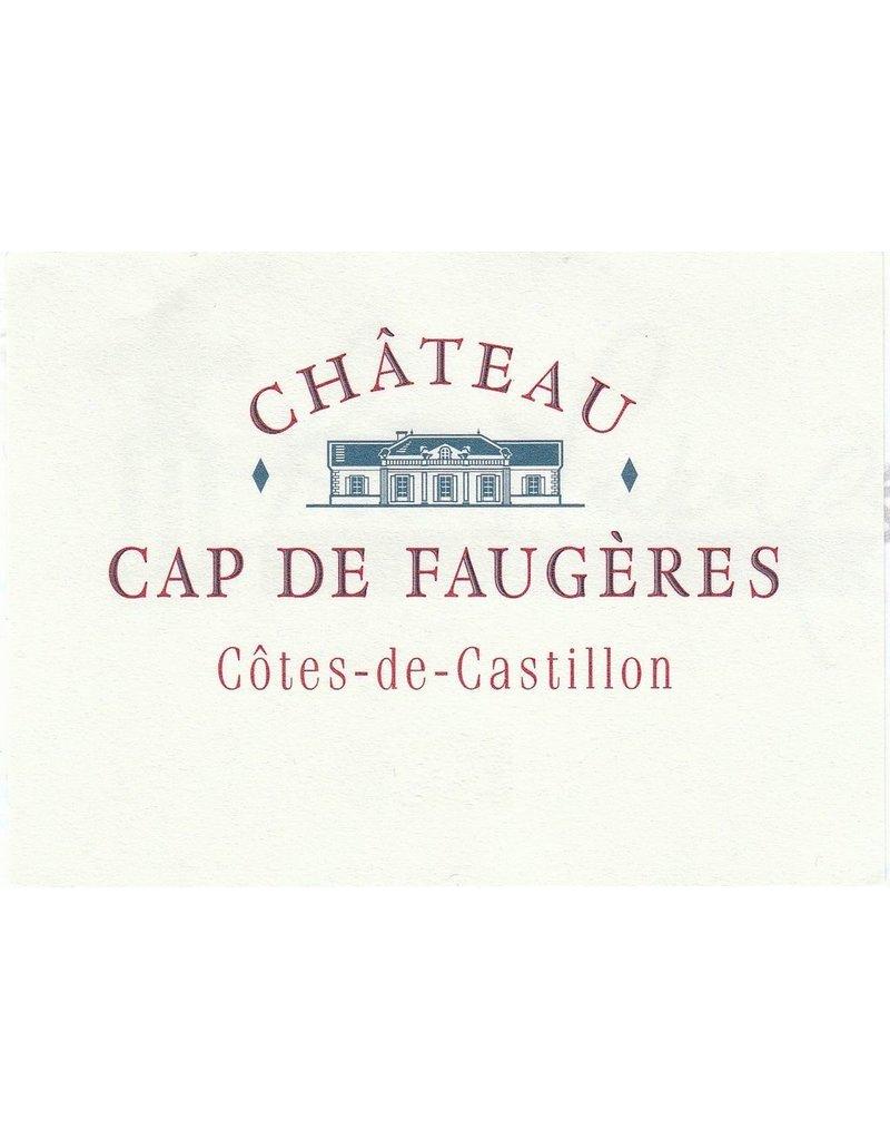 Bordeaux (Non-Futures) Chateau Cap de Faugeres, Cotes de Castillon, FR, 2012