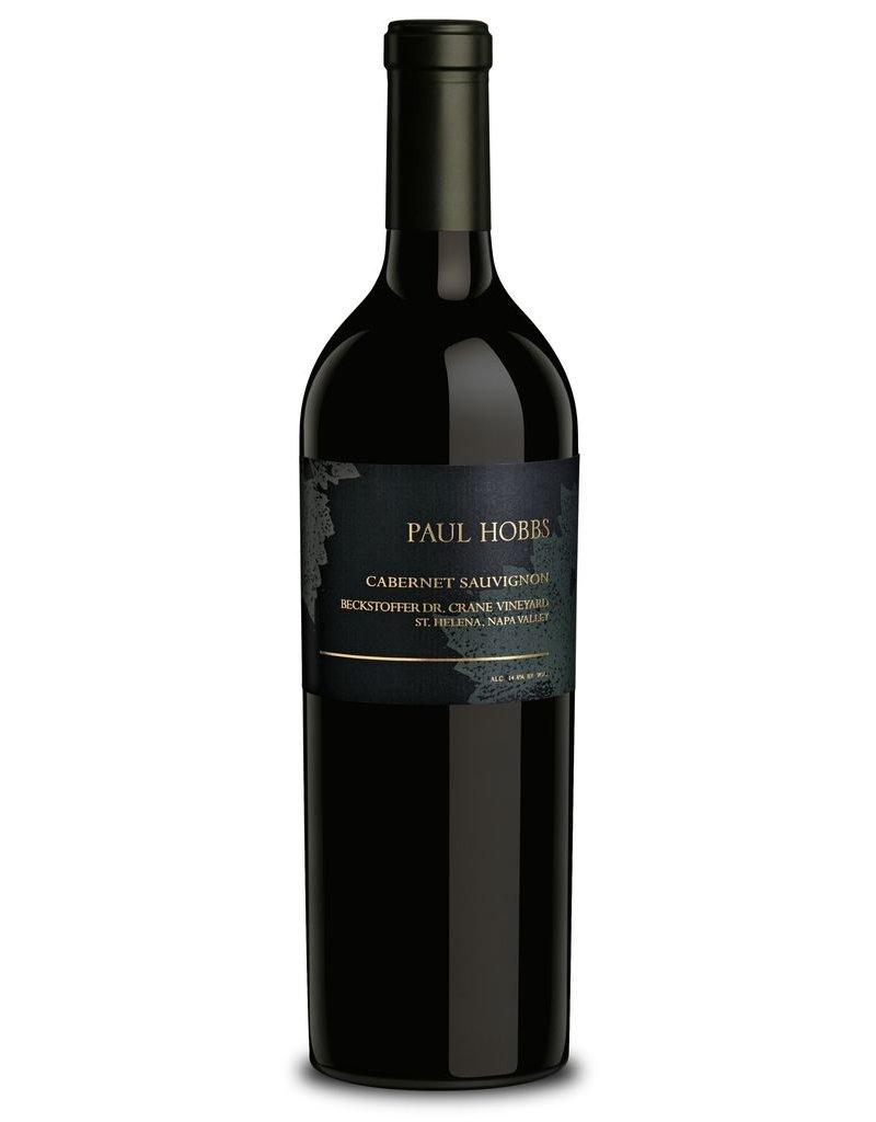 "Wine Cabernet Sauvignon ""Beckstoffer Dr Crane Vineyard"", Paul Hobbs,  St. Helena, CA, 2013"