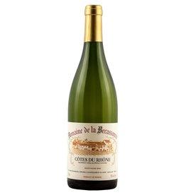 """Wine Cotes du Rhone Blanc """"Domaine de la Becassonne"""", Andre Brunel, FR, 2012"""