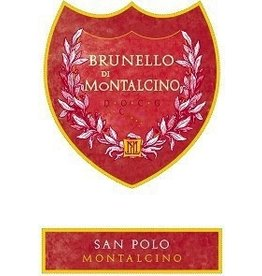 Brunello di Montalcino, San Polo, Tuscany, IT, 2012