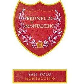 Wine Brunello di Montalcino, San Polo, Tuscany, IT, 2011