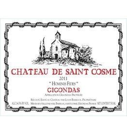 "Wine Gigondas ""Hominis Fides"", Chateau de Saint Cosme, FR, 2011"