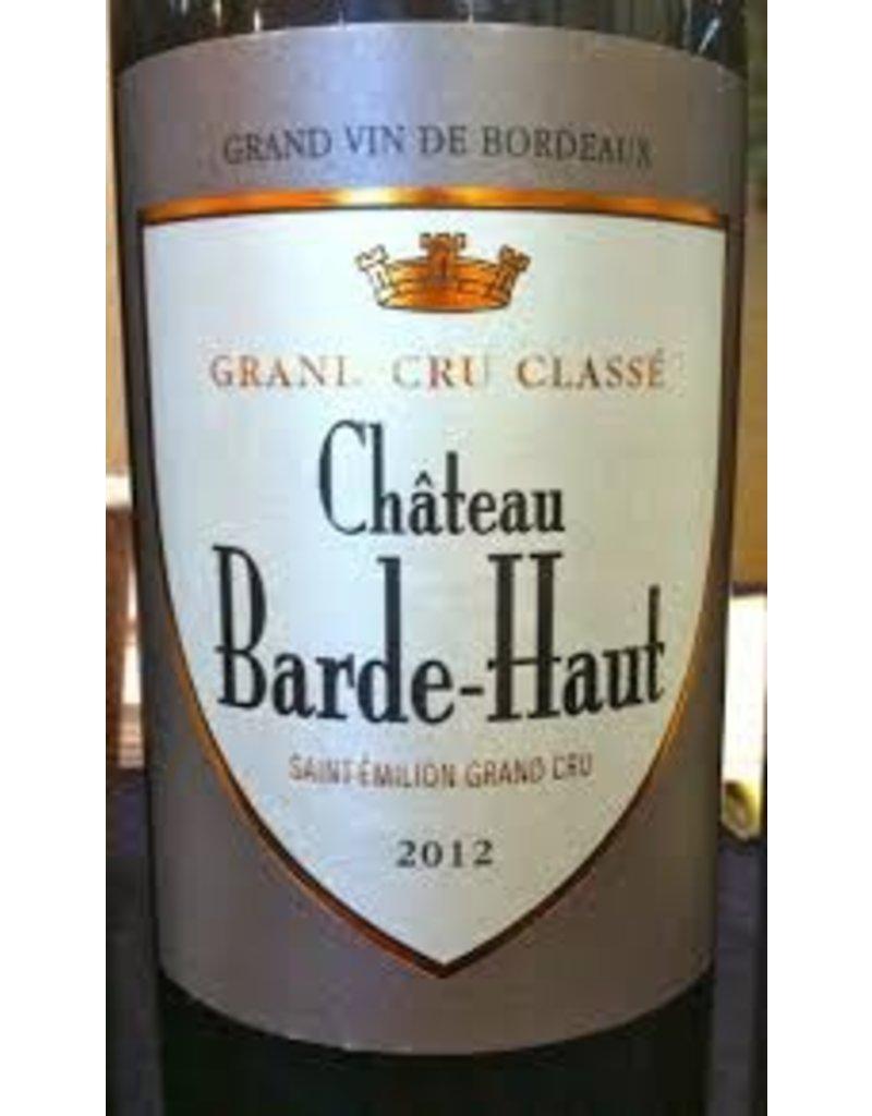 """Bordeaux (Non-Futures) Chateau Barde-Haut """"Grand Cru"""", St. Emilion, FR, 2012"""