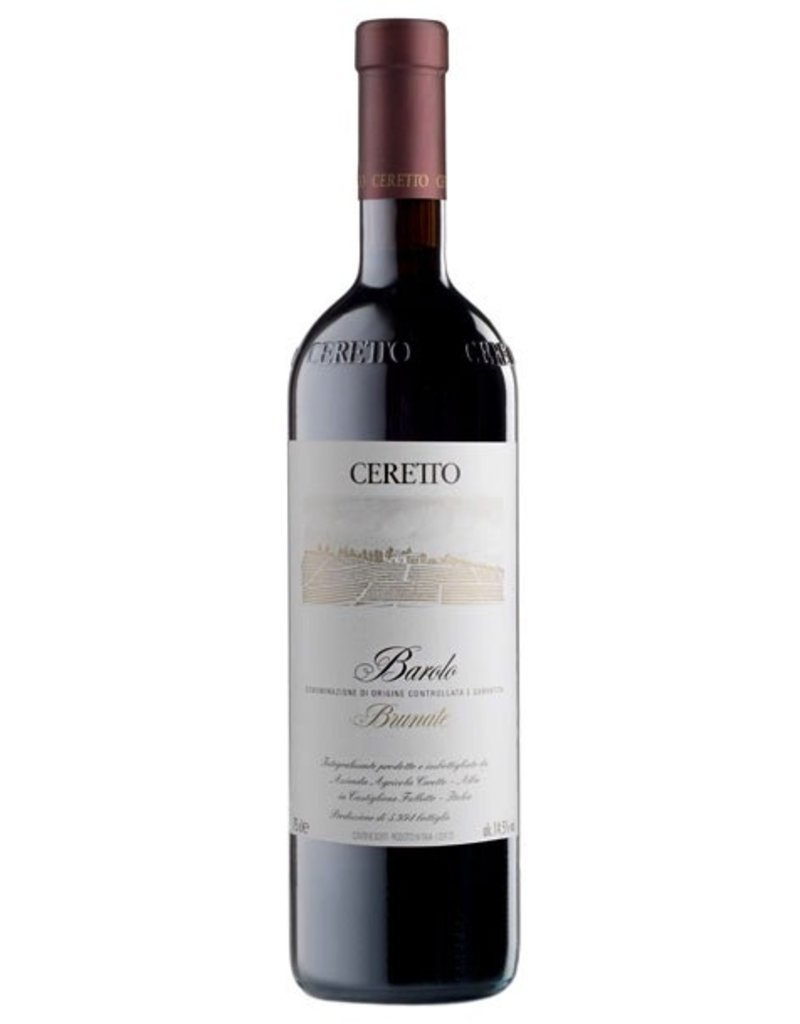 "Wine Barolo ""Brunate"", Ceretto, Piedmont, IT, 2008"