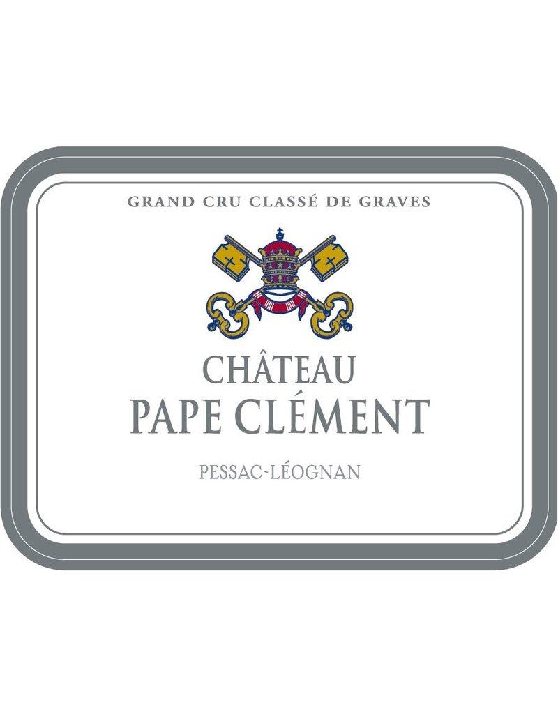Bordeaux (Non-Futures) Chateau Pape Clement, Pessac-Leognan, FR, 2012