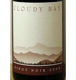 Wine Pinot Noir, Cloudy Bay, Marlborough, NZ, 2015