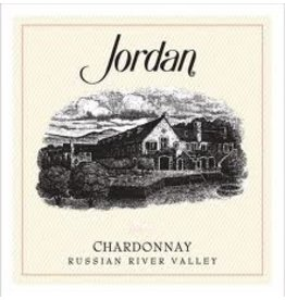 Wine Chardonnay, Jordan, Russian River Valley, CA, 2014