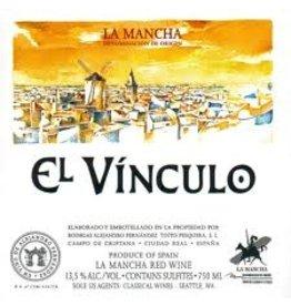 """Wine Tempranillo """"El Vinculo"""", Alejandro Fernandez, La Mancha, ES, 2005"""
