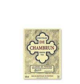 Futures 2010 Chateau Chambrun, Lalande-De-Pomerol, FR, 2010 (Magnum)