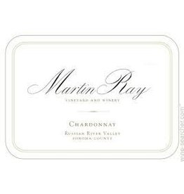 Wine Chardonnay, Martin Ray, Russian River Valley, CA, 2016