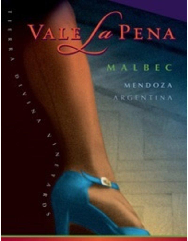 """Wine Malbec """"Vale La Pen"""", Tierra Divina, Mendoza, AR, 2010"""