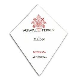 Wine Malbec, Achaval Ferrer, Mendoza, AR, 2016