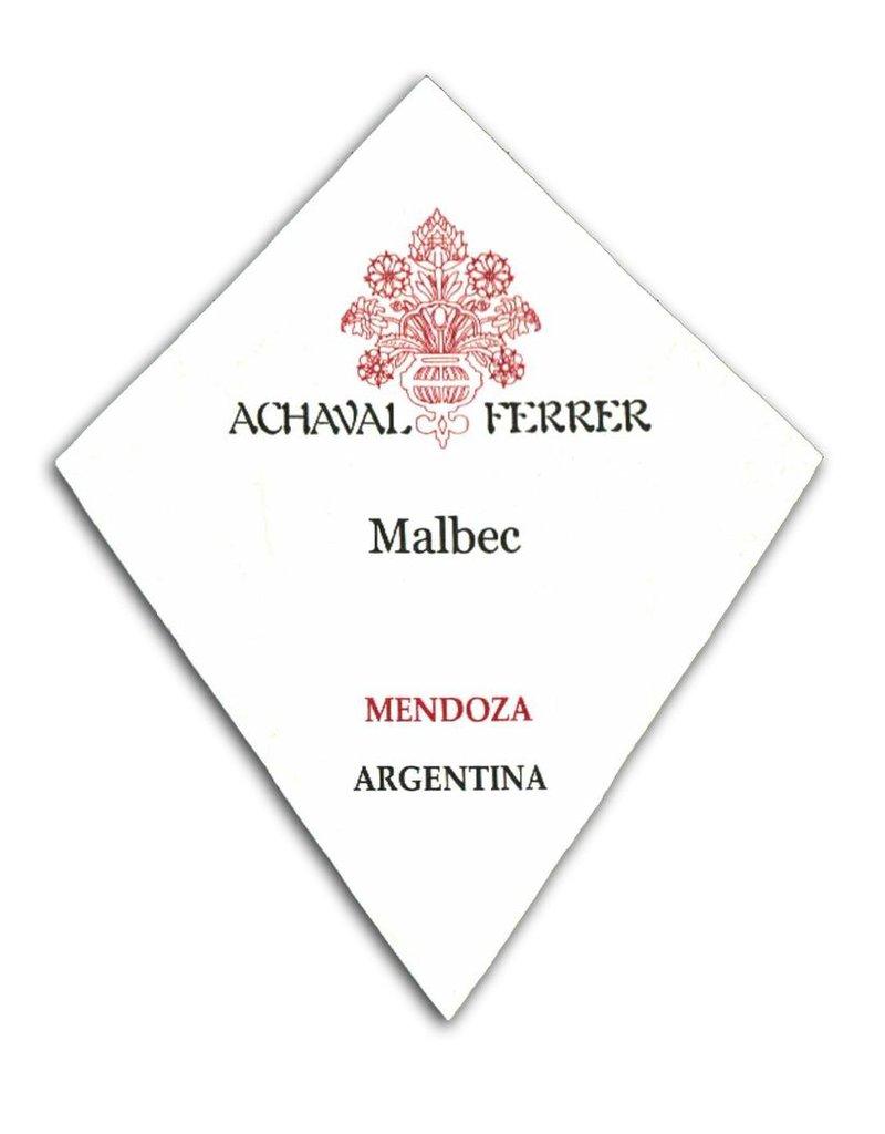 Wine Malbec, Achaval Ferrer, Mendoza, AR, 2015