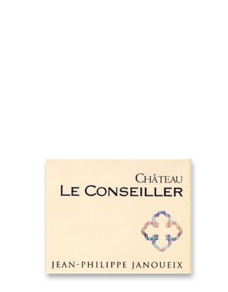Futures 2010 Chateau Le Conseiller, Bordeaux Superieur, FR, 2010, (Magnum)