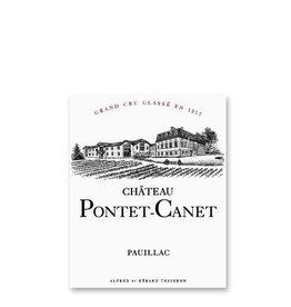Futures 2010 Chateau Pontet-Canet, Pauillac, FR, 2010