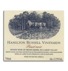 Wine Pinot Noir, Hamilton Russell Vineyards, ZA, 2015