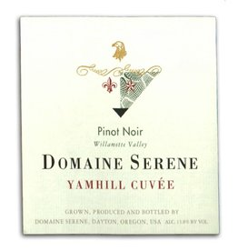 """Wine Pinot Noir """"Yamhill Cuvee"""", Domaine Serene, Willamette Valley, OR, 2014"""