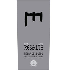 "Wine Tempranillo ""Gran"", Resalte, Ribera del Duero, ES, 2001"