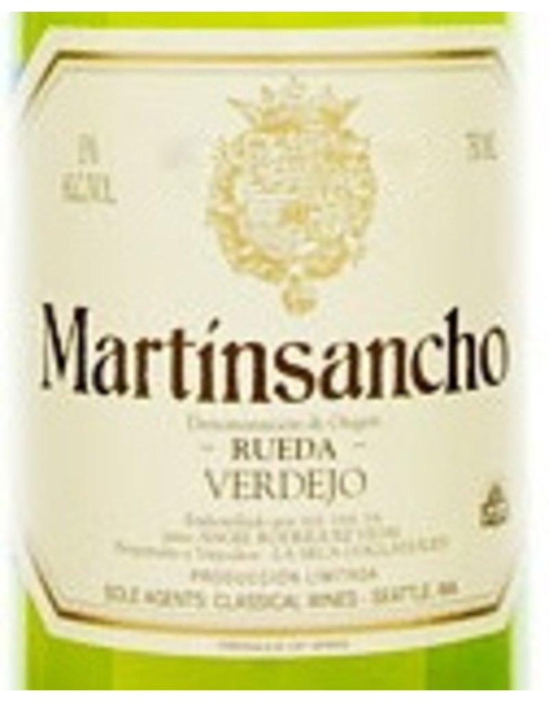 Wine Verdejo, Martinsancho, Rueda, ES, 2015