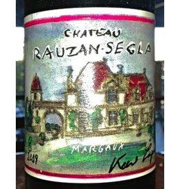 Futures 2009 Chateau Rauzan-Segla, Margaux, FR, 2009