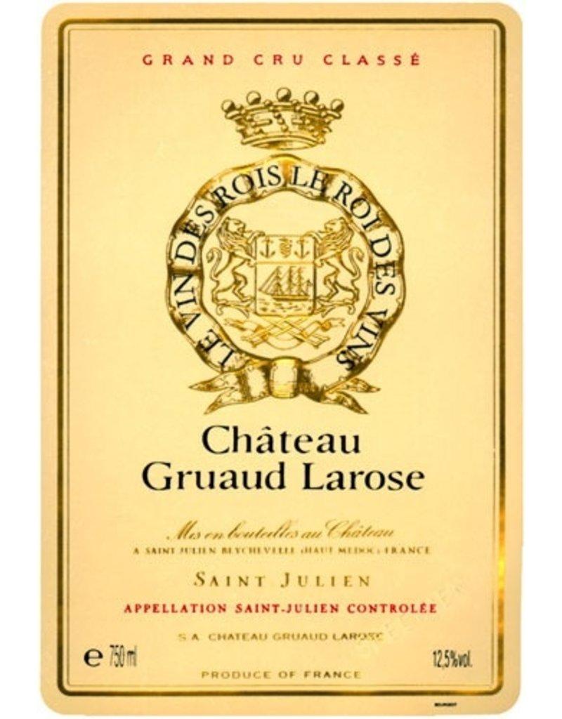 Futures 2010 Chateau Gruaud Larose, Saint Julien, FR, 2010