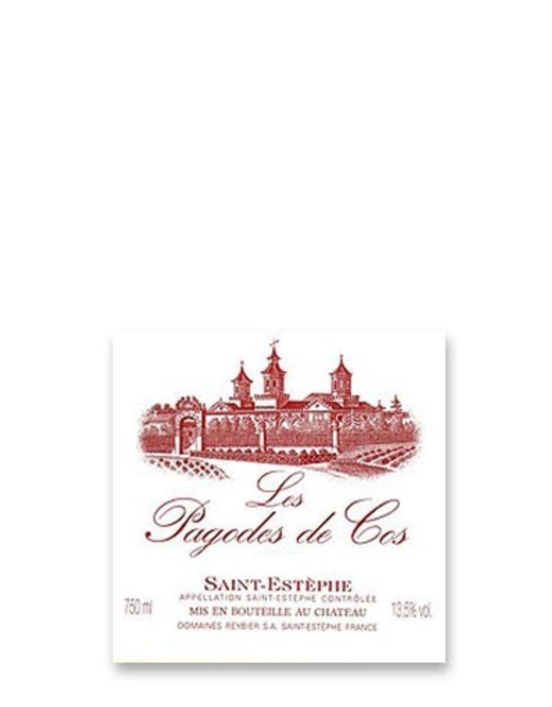 Futures 2009 Chateau Les Pagodes de Cos, Saint-Estephe, FR, 2009