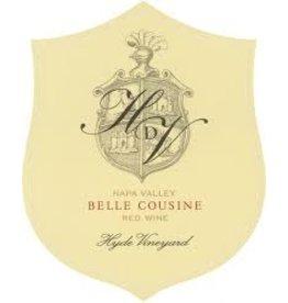 "Red Wine ""Belle Cousine"", HdV, Napa Valley, CA, 2013"