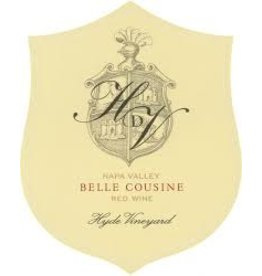 "Wine Red Wine ""Belle Cousine"", HdV, Napa Valley, CA, 2012"