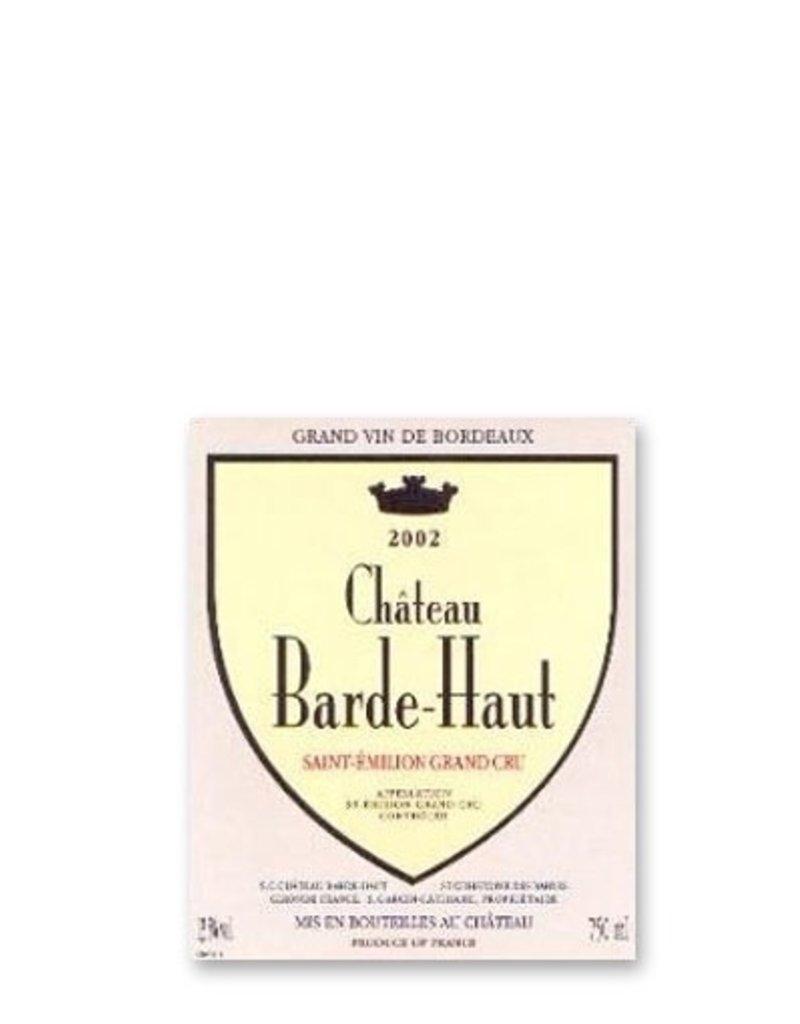 Futures 2010 Chateau Barde-Haut, St. Emilion, FR, 2010 (Magnum)